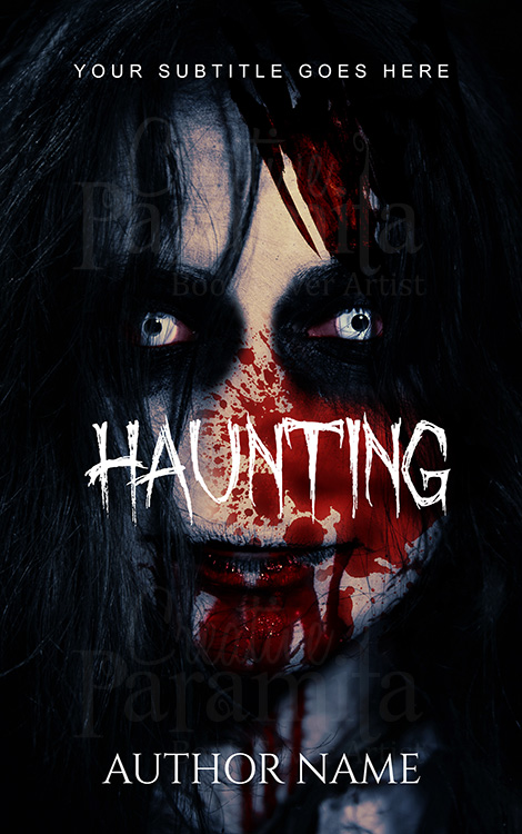 horror premade cover