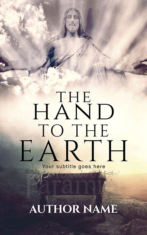 religious God premade book cover