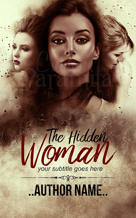 premade book cover art