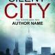 city premade book cover design
