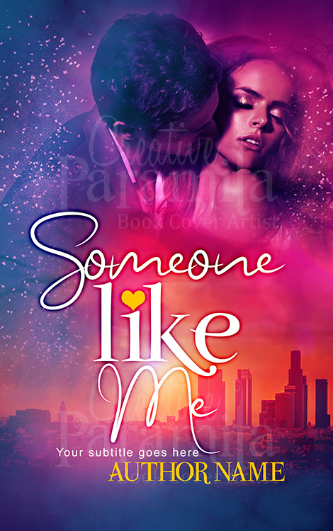 romance book cover design