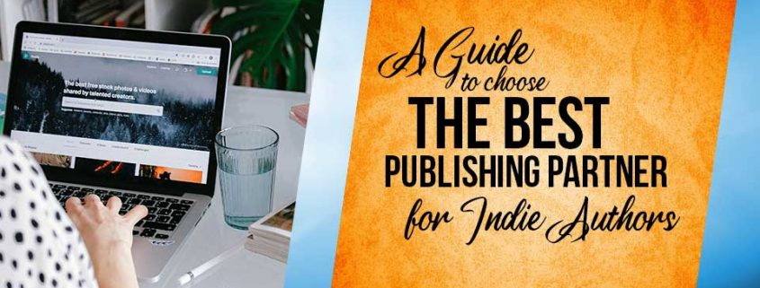 guide to choose best publishing partner