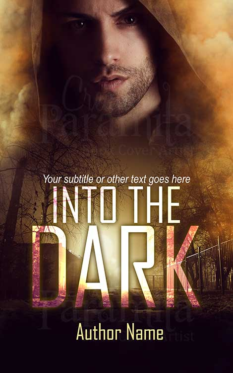 hoodie guy premade eBook cover