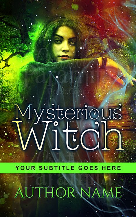 witch book cover for sale