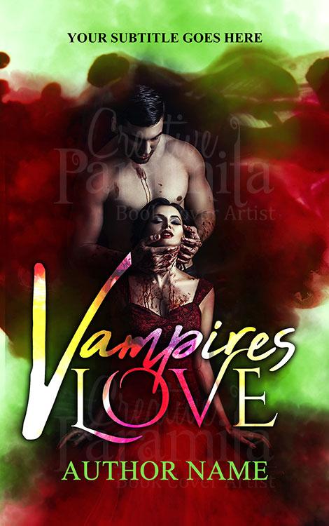 vampire premade fantasy