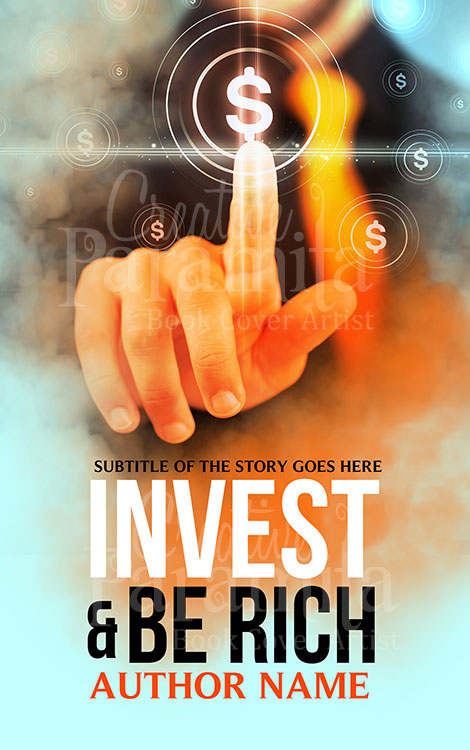 money investment book cover