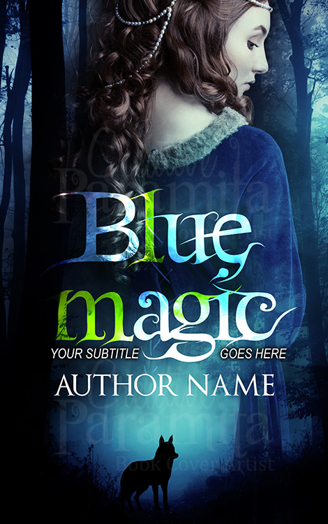 fantasy magical premade eBook cover