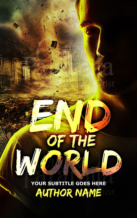 apocalypse eBook cover design