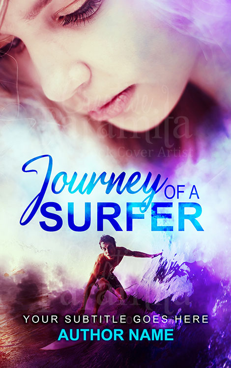 surfer drama romance book cover