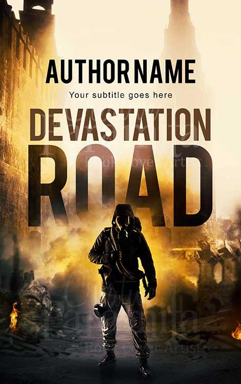 apocalypse premade book covers