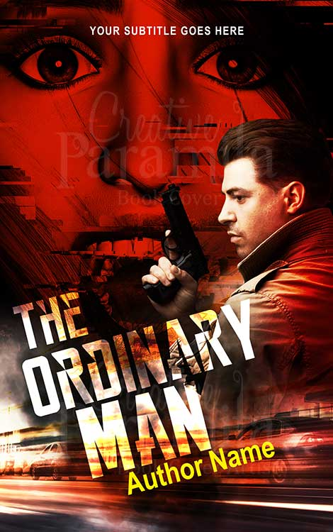 action thriller book covers