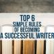 successful writer