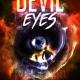 devil eyes premade book design