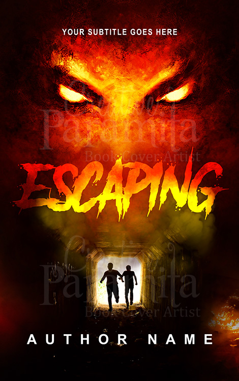 Devil horror eBook cover