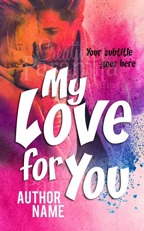 love romance eBook design