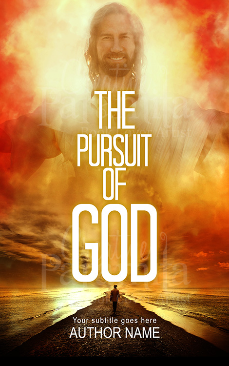 Religious God premade book cover design