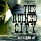 ruined city premade eBook cover