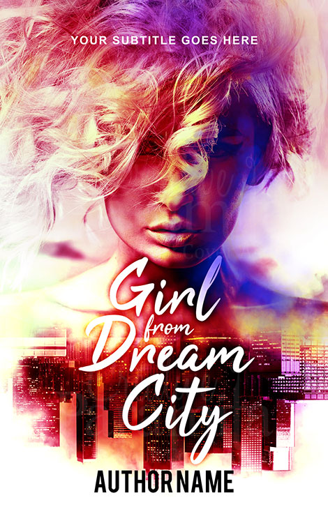 girl city premade eBook cover