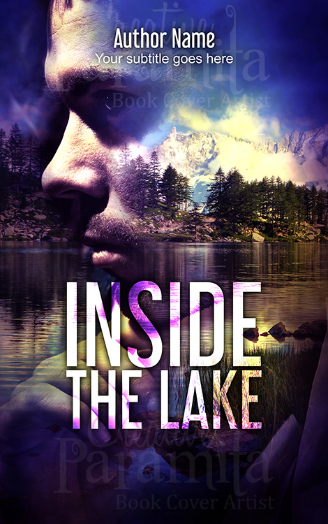 Guy beside the lake book cover