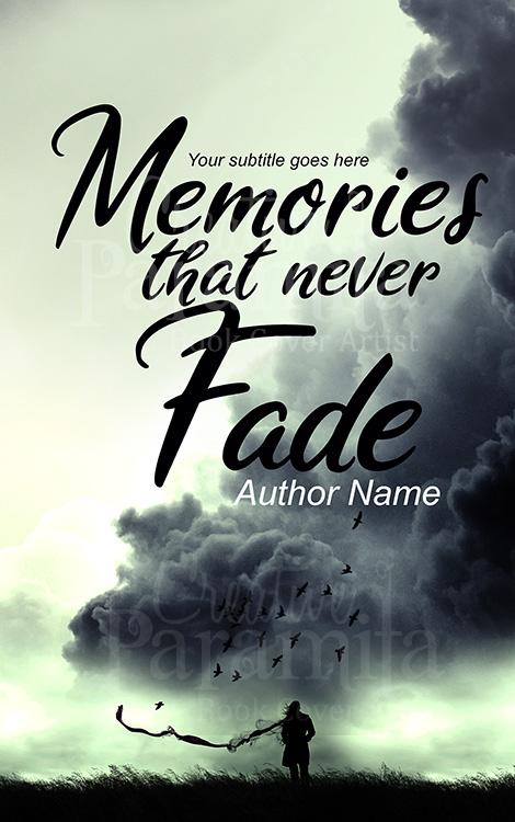 drama premade book cover design
