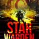 Scifi alien planet book cover