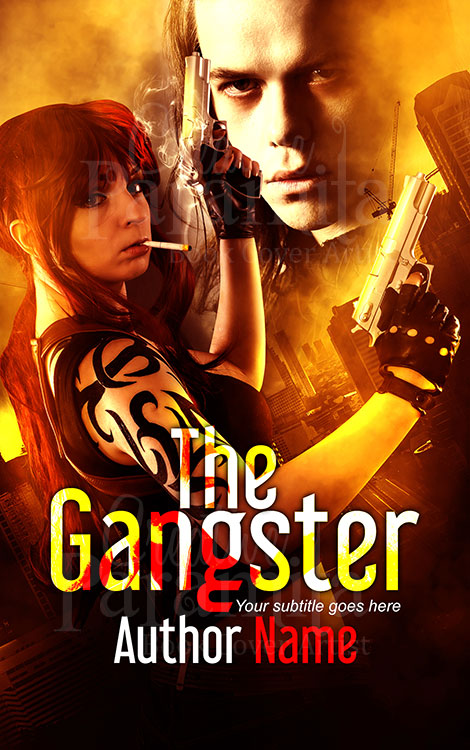 gangster lady and guy eBook cover