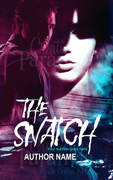 thriller premade eBook cover