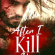 murder thriller book cover design