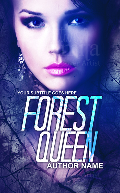 fantasy romance eBook cover
