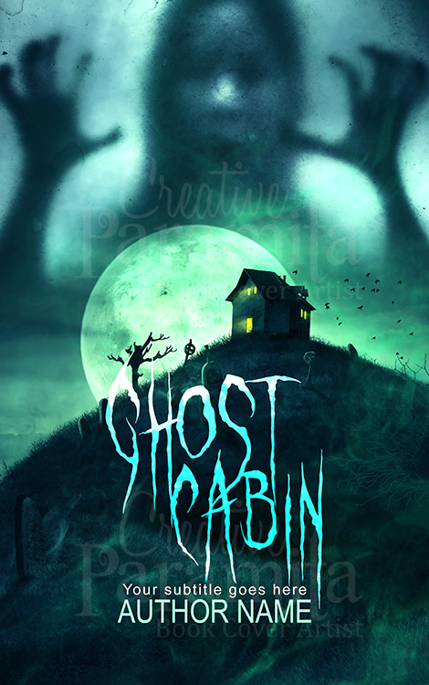 haunted house book cover