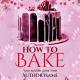 non fiction cooking bake book cover design