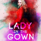 splashy colors and lady eBook cover art