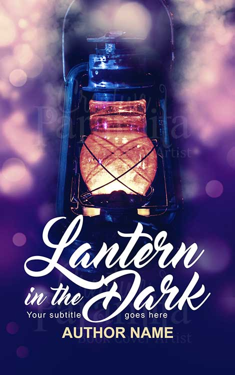 lantern non fiction fantasy book cover
