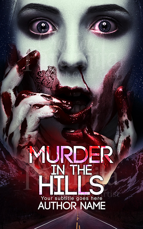 murder blood killing book cover