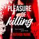 killer lady premade book cover