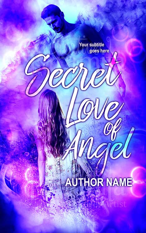 fantasy romance ya book cover