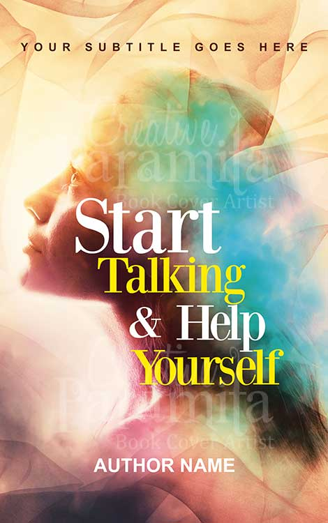 self help premade eBook cover design