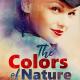 girl nature premade book cover