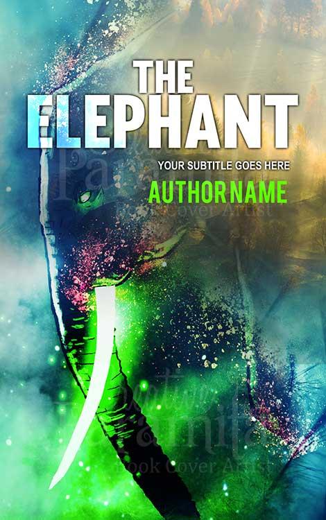 fantasy elephant ebook cover