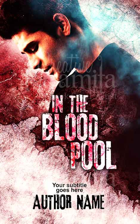 blood murder serial killer book cover