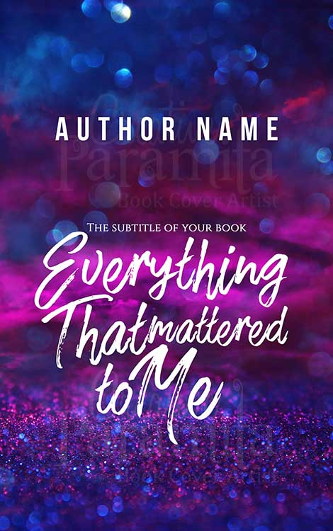 purple drama romance book cover