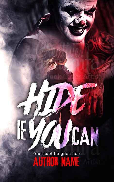 horror serial killer book cover