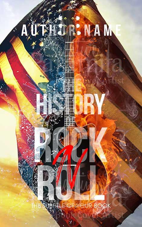 historical music romance book cover design