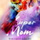 single mother non fiction book cover design for sale