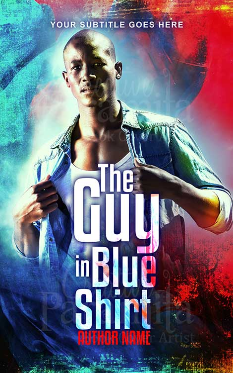 romance drama African guy book cover