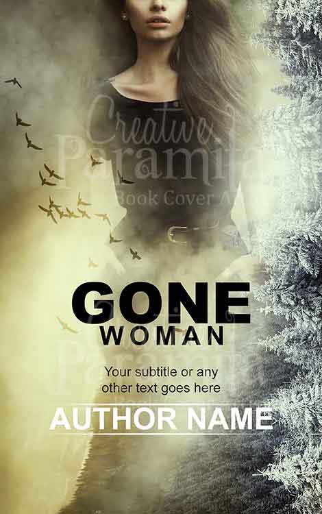 nature drama woman fantasy book cover