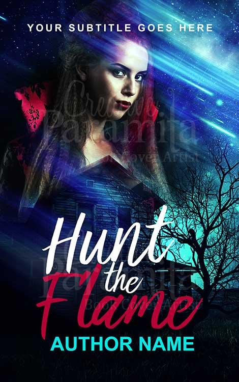 vampire horror fantasy book cover