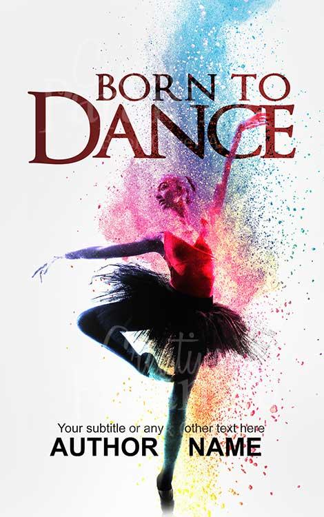 ballet dancer lady eBook cover
