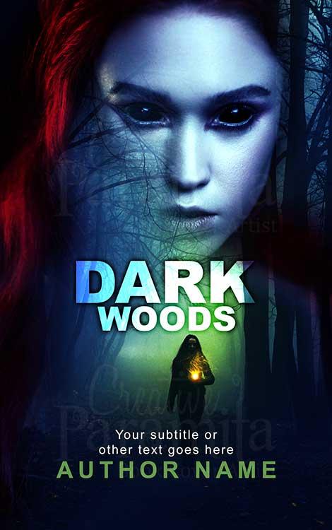 paranormal fantasy eBook cover