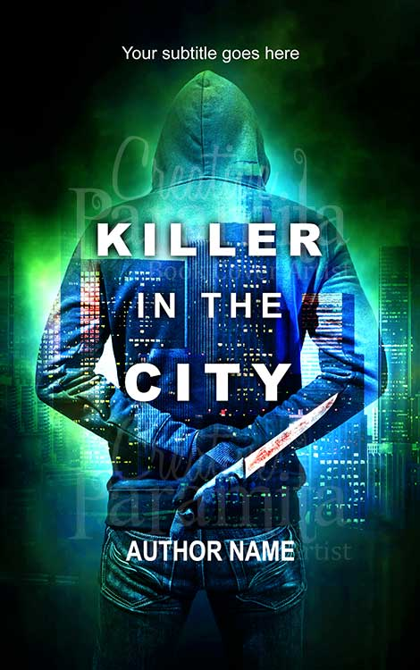 crime guy knife book cover